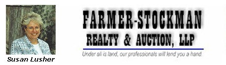 FARMER-STOCKMAN REALTY & AUCTION, LLP